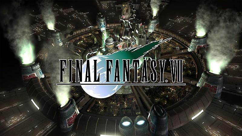 Switch向けの王道RPG『FINAL FANTASY VII』
