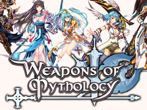 Weapons of Mythology