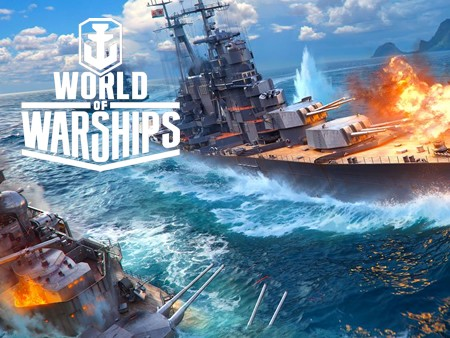 World of Warships(WoWs) 画像