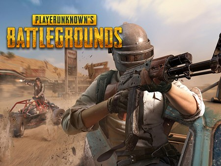 PLAYERUNKNOWN'S BATTLEGROUNDS(PUBG)