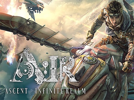 エアー(A:IR Ascent:Infinite Realm)