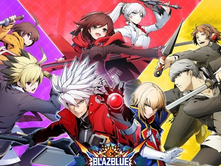 ブレイズブルー:CTB(BlazBlue: Cross Tag Battle)