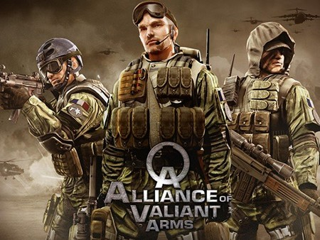 Alliance of Valiant Arms画像
