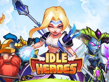 Idle Heroes -放置育成RPG
