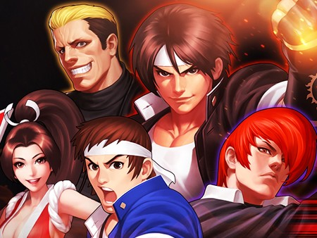 THE KING OF FIGHTERS '98 ULTIMATE MATCH Online 画像