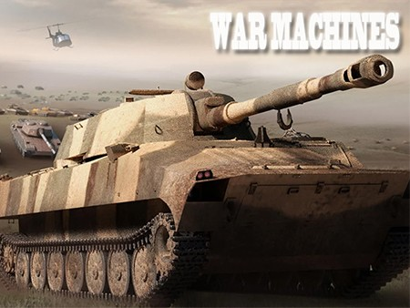 War Machines: Free to Play 画像