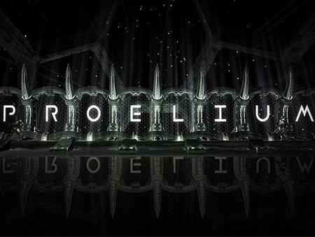 Proelium Fighting Game
