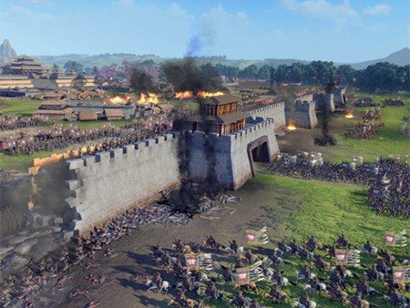 Total War:THREE KINGDOMS 画像