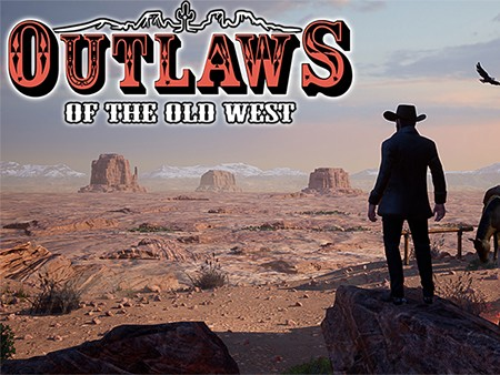 Outlaws of the Old West 画像