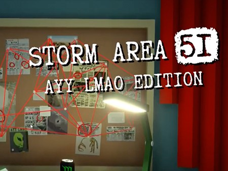 STORM AREA 51: AYY LMAO EDITION