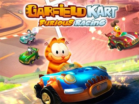 Garfield Kart - Furious Racing 画像