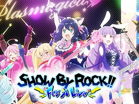 SHOW BY ROCK!! Fes A Live画像