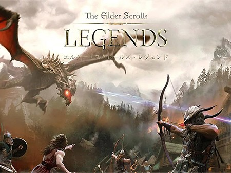 The Elder Scrolls Legends画像
