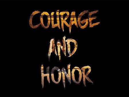 Courage and Honor 画像