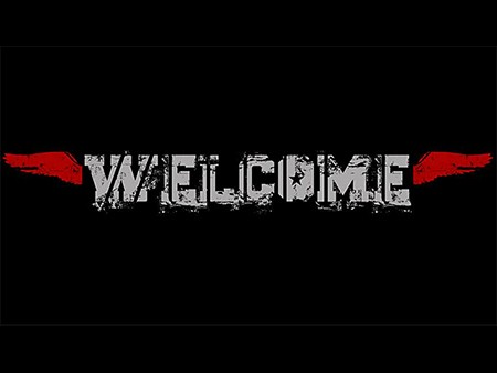 WELCOME 画像