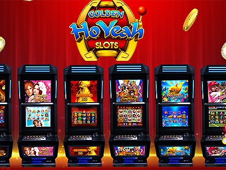 Golden HoYeah Slots