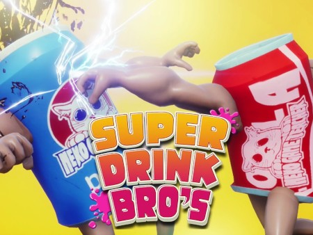 SUPER DRINK BROS.