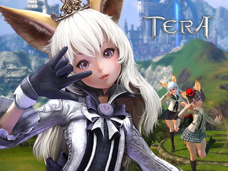 TERA(The Exiled Realm of Arborea) 画像