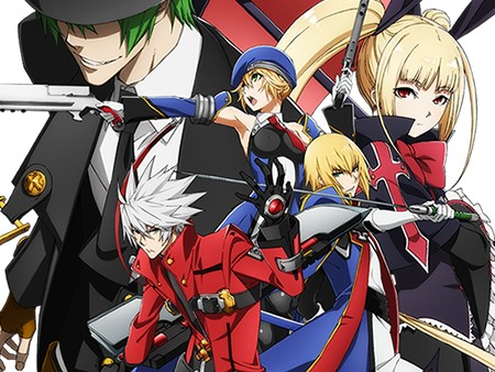 BLAZBLUE CS EXTEND - アクション